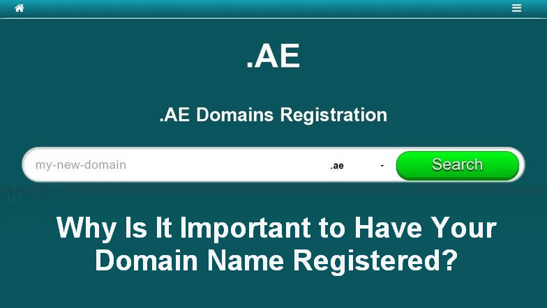 Why Is It Important to Have Your Domain Name Registered